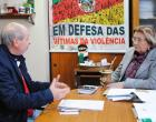 Representante da FAO no sul do país parabeniza Zilá pelo empenho em unir forças para disseminar os biodigestores