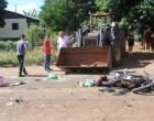 Colisão entre moto e trator mata mãe e deixa filha ferida da VRS-822 em Esperança do Sul