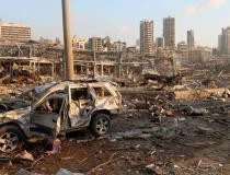 Fertilizante mal estocado provocou explosão no Líbano