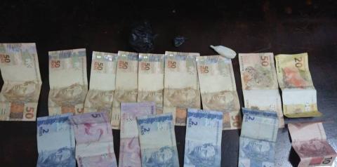 Prisão por tráfico de drogas realizada em Três Passos
