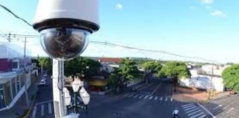 Três Passos formaliza convênio para implantação do sistema de videomonitoramento