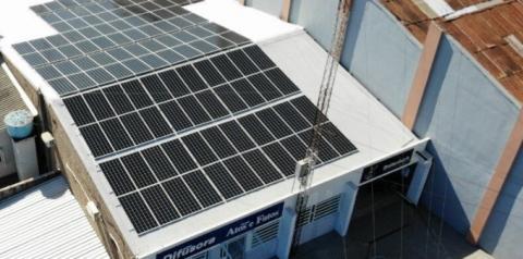 Rádio Difusora de Três Passos é pioneira em geração de energia solar