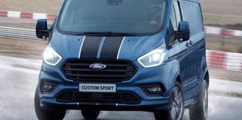Ford Europa habilita van a rodar com de óleo de cozinha usado