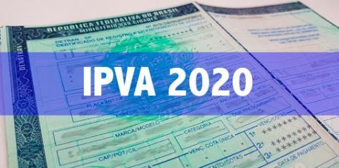 Nesta semana, vence o IPVA de carros com placas finais 5, 6 e 7