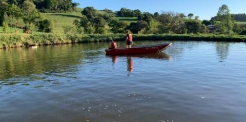 Jovem morre por afogamento em Nova Candelária