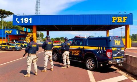 Polícia Rodoviária Federal registra queda de 21% em acidentes graves durante o feriado