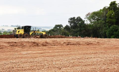 Recuperação de estradas e execução de obras estão em desenvolvimento em Três Passos