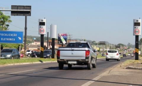 Reativação de lombadas eletrônicas nas rodovias estaduais está em fase final