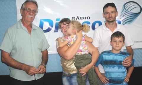 Campanha arrecada fundos para tratamento de doença degenerativa da pequena Júlia Oppermann de apenas 3 anos de idade