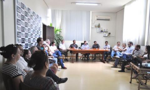 Projeto de recuperação e revitalização da Avenida Santos Dumont foi apresentado à comunidade nesta sexta-feira