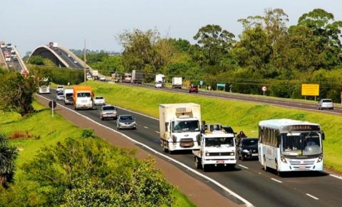 Operação Viagem Segura do Dia do Trabalho se estende de sexta a terça-feira