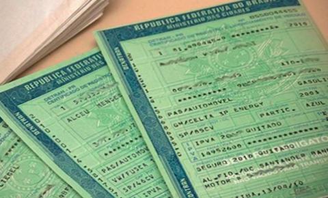 Inicia calendário de pagamento do licenciamento de veículos no RS