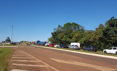 Manifestantes que bloquearem rodovias terão que pagar multa de R$ 1 mil por hora, decide TRF4