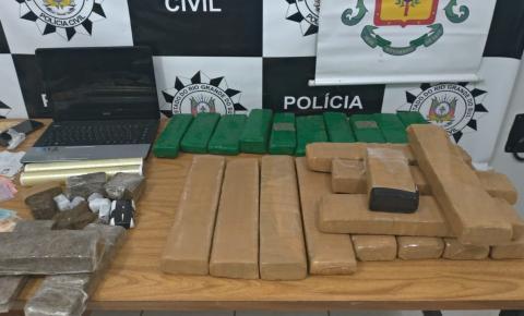 Polícia Civil desencadeia Operação Elegância, em Três Passos