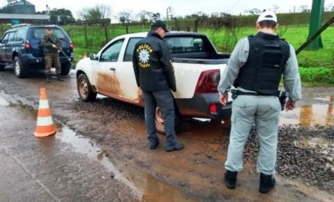 Operação Fronteira Sul contabiliza 51 prisões e várias apreensões