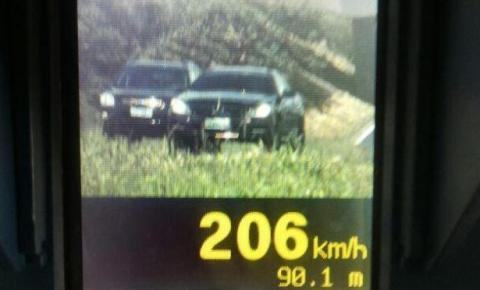 Mais de 2 mil multas são aplicadas por dia em rodovias gaúchas em 2018