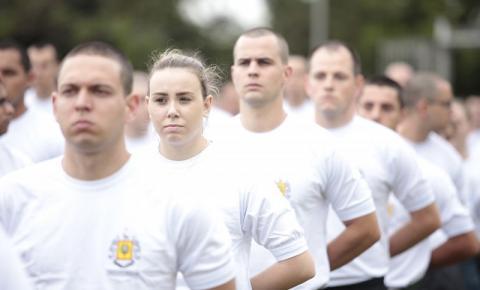 Divulgada lista de convocação de 2 mil aprovados em concurso da Brigada Militar