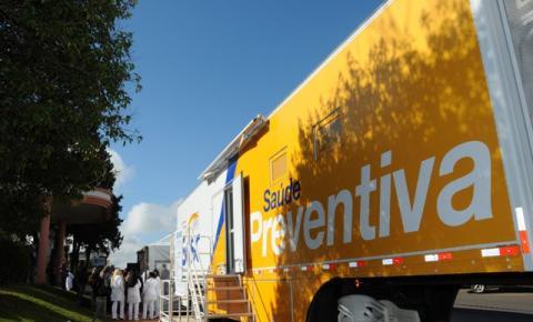 Unidade Sesc de Saúde Preventiva chega a Três Passos em outubro