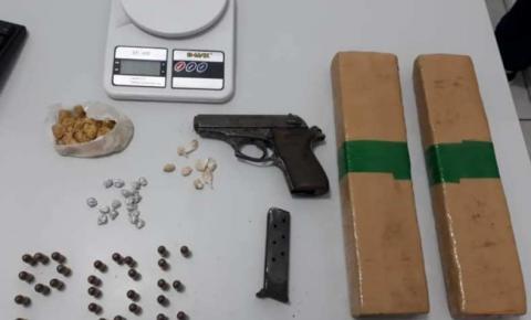 Brigada Militar apreende adolescente por tráfico de drogas, em Três Passos