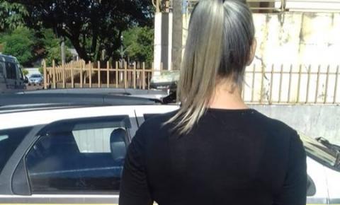 Brigada Militar prendeu mulher por descumprimento de prisão domiciliar, em Coronel Bicaco