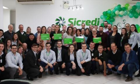 Apoiar/Fundo Social da Sicredi Celeiro RS/SC destina R$ 214 mil para projetos sociais