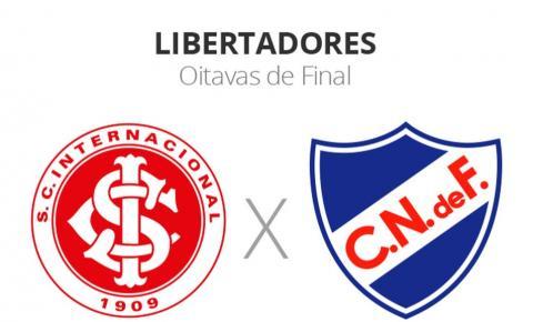 Noite de decisão: Inter x Nacional