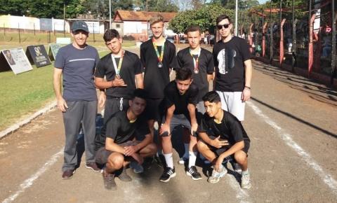 Atletismo é representado por alunos da Escola 25 de Julho no JERGS