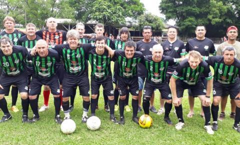 Copa Cinquentão de Futebol é realizada domingo