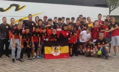 ATLEC viaja a Carlos Barbosa com seus atletas