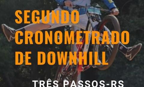 Prova de Downhill acontece neste final de semana
