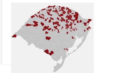 A CNM faz levantamento sobre a extinção de municípios com até 5 mil habitantes.