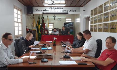 Projeto que prevê aumento da alíquota dos Servidores Públicos Municipais foi lido na Câmara de Vereadores de Três Passos