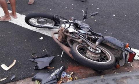 De cada dez atendimentos por acidente no SUS, oito são motociclistas