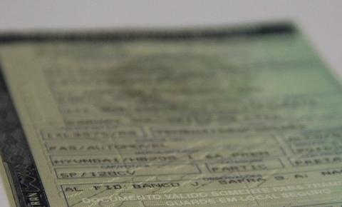 Segunda via do documento do veículo já pode ser solicitada pela Internet