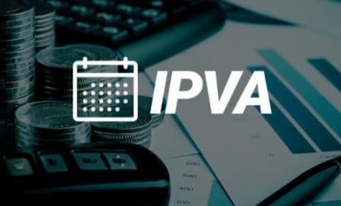 Motoristas ainda têm desconto de até 21,6% no pagamento antecipado do IPVA