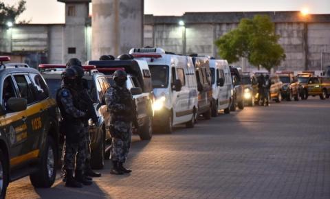 RS Seguro deflagra Operação Império da Lei e transfere 18 líderes de facções para penitenciárias federais fora do RS