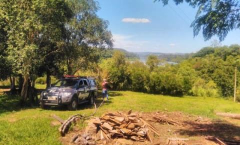 Polícia Civil prendeu suspeito de ter praticado o homicídio em Tiradentes do Sul