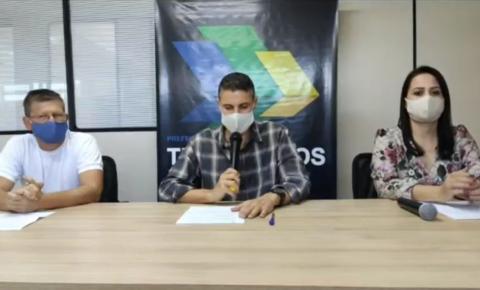 Prefeitura de Três Passos lança novas medidas e procedimentos de enfrentamento a COVID-19