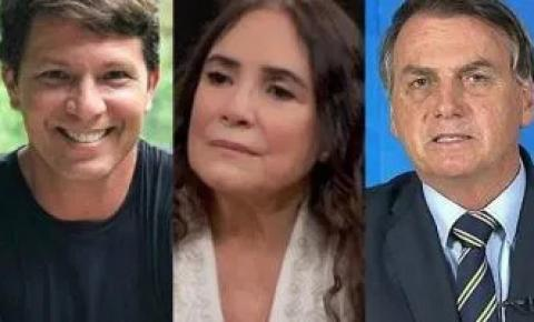 Ator Mario Frias aceita convite de Bolsonaro para assumir secretaria da Cultura