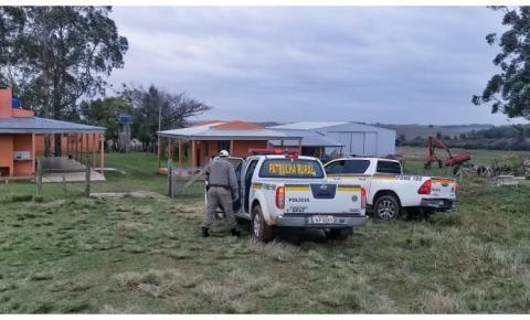 BM reduz indicadores de criminalidade do furto abigeato no Rio Grande do Sul