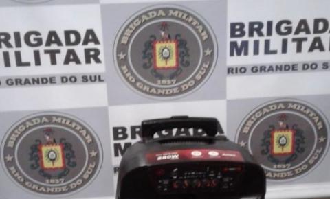 7° BPM prende mulher por perturbação do sossego em São Martinho