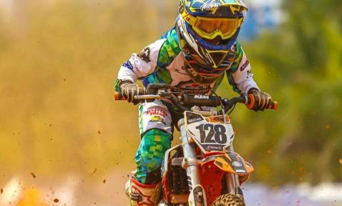 Campeonato Brasileiro de Motocross tem representante de Três Passos