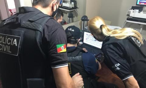Presos suspeitos de tráfico e exploração sexual de crianças no Rio Grande do Sul