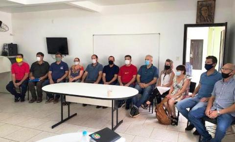 FOTOS: Iniciou a Transição de Governo na Prefeitura de Três Passos e mais dois novos Secretários Municipais anunciados