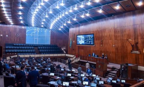 Assembleia aprova congelamento do mínimo regional
