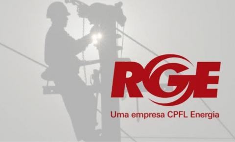 RGE: Desligamentos programados em Tiradentes do Sul