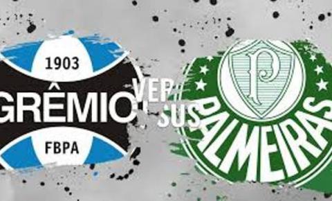 CBF apresenta nova ideia de datas para a final da Copa do Brasil entre Grêmio e Palmeiras