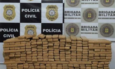 Jovens são presos por tráfico de drogas em Esperança do Sul