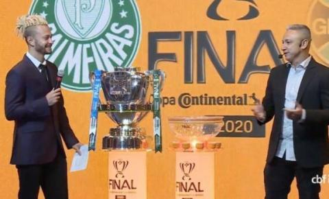 Grêmio fará primeiro jogo da final da Copa do Brasil contra o Palmeiras na Arena