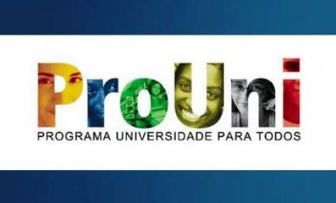 Inscrições para o Prouni estão abertas até esta sexta - feira 15/01/21